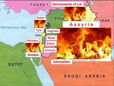 """""""The Final Great Awakening - An Endtime Revival"""".: The Imminent Middle East War - Psalm 83/Book of Obadiah"""