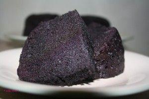 Cara Membuat Kue Bolu Ketan Hitam Panggang Legit Yang Nikmat