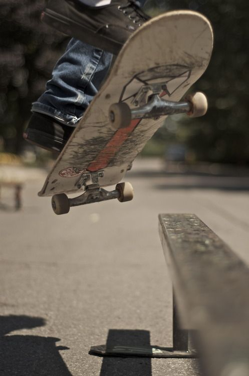 just before the grind #skate