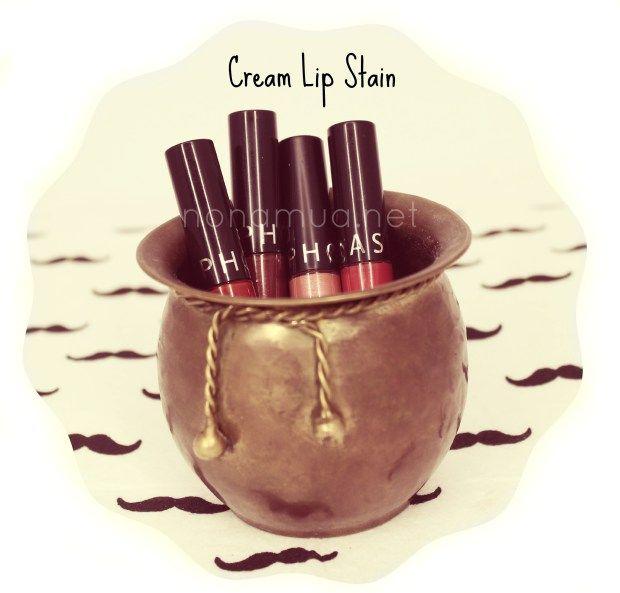 Los mejores labiales de larga duración: Cream Lip Stain de Sephora