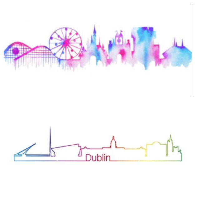 17 best images about dublin skyline on pinterest for Best tattoo shop dublin