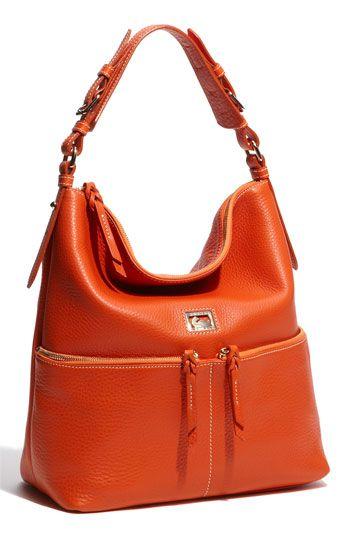 Dooney & Bourke 'Pocket Sac - Medium' Zip Hobo | Nordstrom
