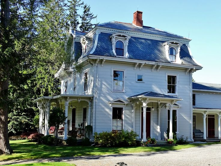 1873 Capt. William McGilvery House, 134 E. Main St., Searsport, Maine