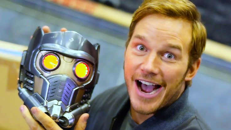 Chris Pratt Shows You Around the Set of Guardians of the Galaxy Vol. 2 /...