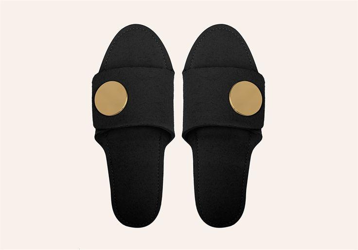My Slip-in gold black
