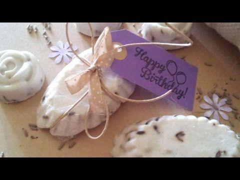 Prepara delle Saponette Naturali Fatte in Casa - Fai da Te Bellezza - Guidecentral - YouTube