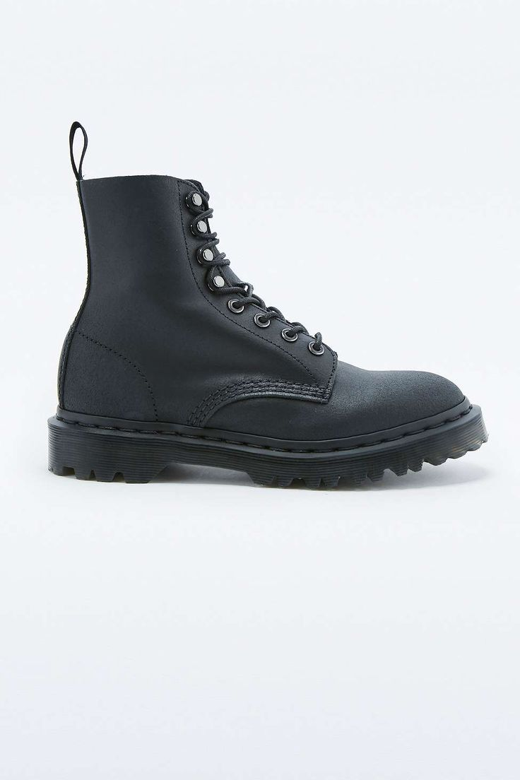 Dr. Martens Black Hiking Boots - Urban Outfitters