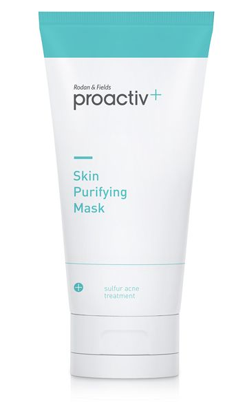 Proactiv+ skin purifying mask - this is my best cure to a acne breakout...stops it well and fast! I cannot recommend this enough. It used to be called Proactive skin refining mask...really the same thing.
