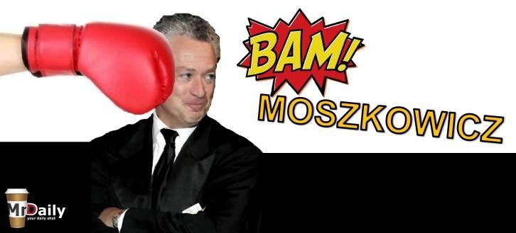 Top Advocaat Bram Moszkowicz is deze week uit het veld geslagen... BAM! Moszkowicz #bram #moszkowicz #Eva #jinek #advocaat #inkaker #nieuws #humor #misterdaily