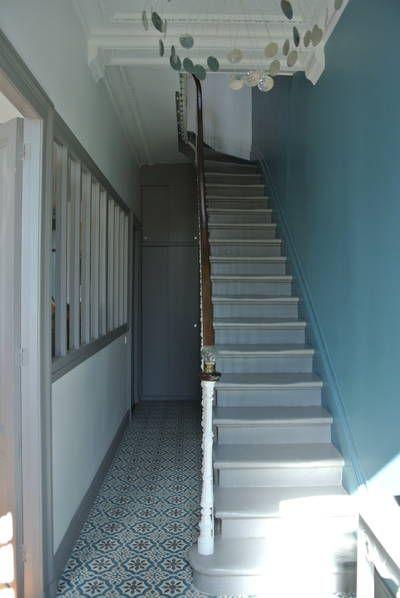 Les 25 Meilleures Idées De La Catégorie Escaliers Peints Sur