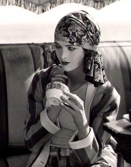 Myrna Loy, by Alexander Stewart c.1928