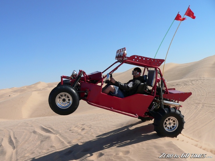 Dune buggy jumping sweet car racing pictures pinterest