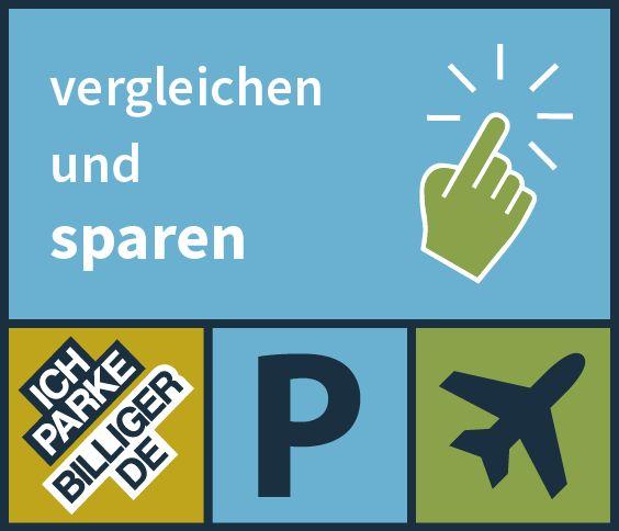 ICH-PARKE-BILLIGER vergleicht Parkplätze an deutschen Flughäfen, mit allen wichtigen Informationen und nach Preis sortiert. Online buchen und sparen!