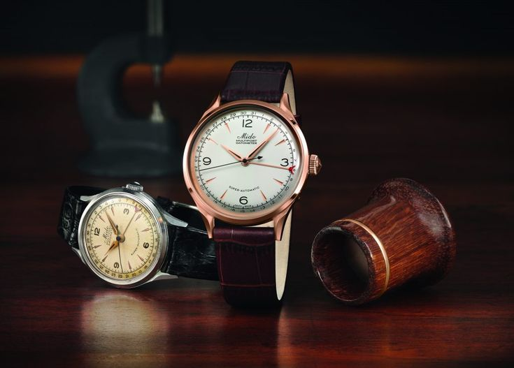 Meet the exquisite new Mido Multifort Datometer watch, made in honor of Mido's 100th anniversary this year.