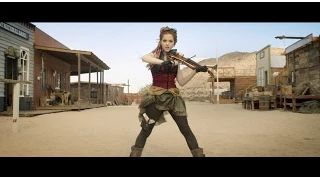 Roundtable Rival - Lindsey Stirling--Awesome music--Check out the steampunk attire--Steampunkers let me know what you think - YouTube