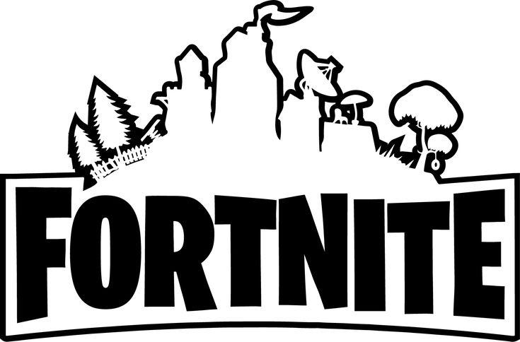 Fortnite Clipart Fortnite Font Fortnite Svg Fortnite Silhouette Fortnite Png Fortnite Skin Png In 2020 Clip Art Fortnite Hello Kitty Clipart