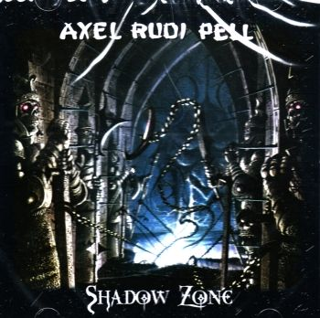 Řadové album skupiny Axel Rudi Pell - Shadow Zone na cd