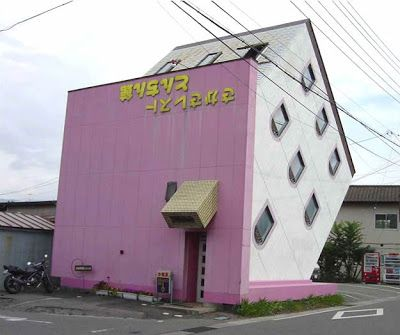 Dame Architecture-Tokyos fulsnygga darlings!