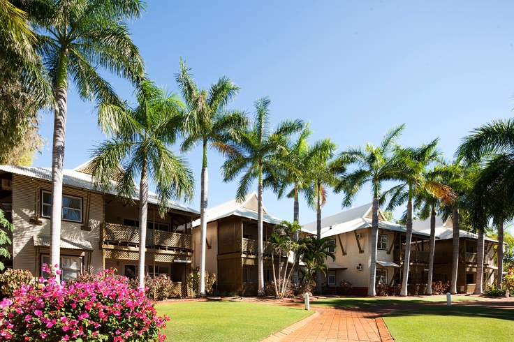 Seashells Broome, Western Australia #travel #accommodation