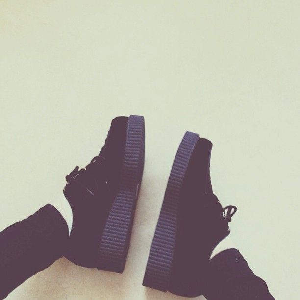 Need some new #creepers - #shoppingtomorrow