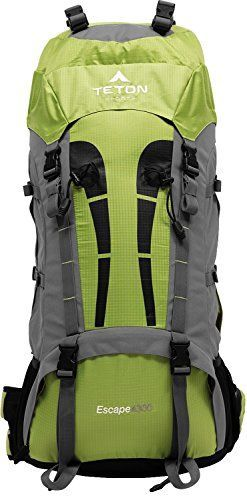 TETON Sports Escape 4300 Ultralight Internal Frame Backpack * Read more at the image link.