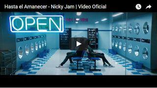 ♫♪♫♪♫♪  Top Music  ♫♪♫♪♫♪: Hasta el Amanecer   Nicky Jam   Video Oficial