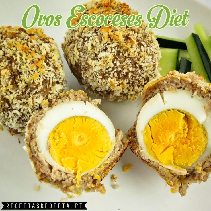 Dieta: Ovos Escoceses Diet