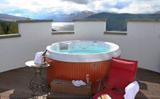 Accommodation With Hot Tub Perthshire