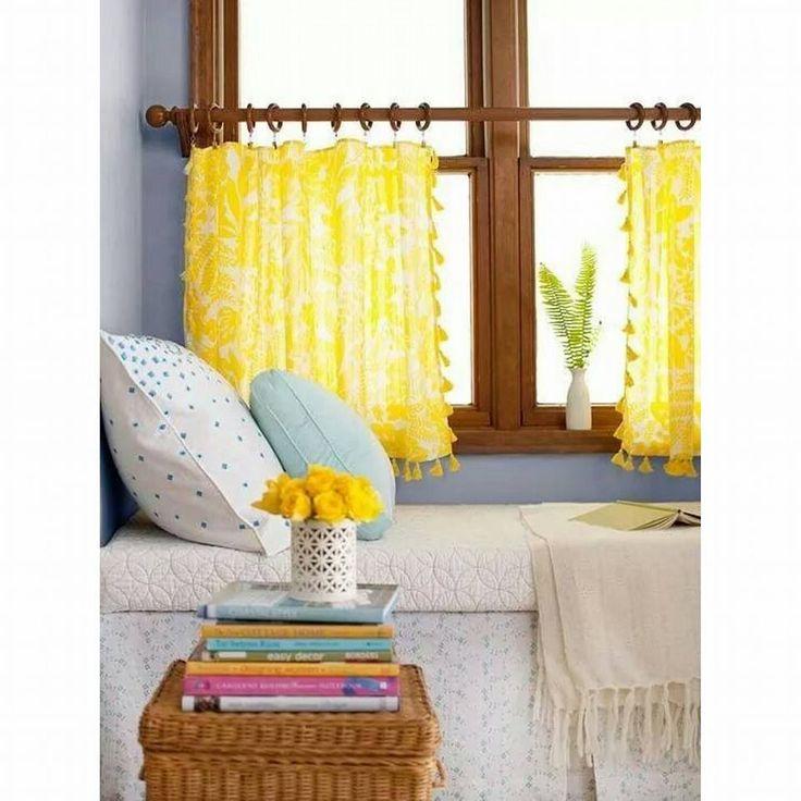 Rustik ve Cottage  #rustic #wood #book #yellow #curtain #lacepillow #bedroom #life #is #beatiful #rustik #ahşap #sarı #perde #yastık #yatakodası #evdizayndergisi