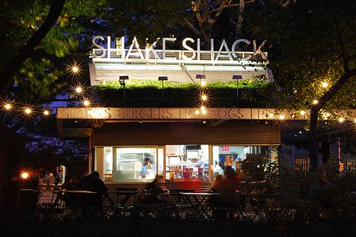 The ShackBurger is melt-in-your-mouth good.