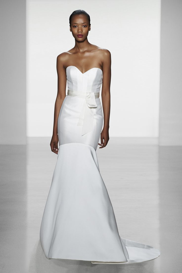 "Amsale ""Blake"": Amsal 2014, Amsal Gowns, Bridal Gowns, Beautiful Gowns, Beautiful Bride, Bride Dresses, 2014 Gowns, Bridal Style, Proverbs Fall"