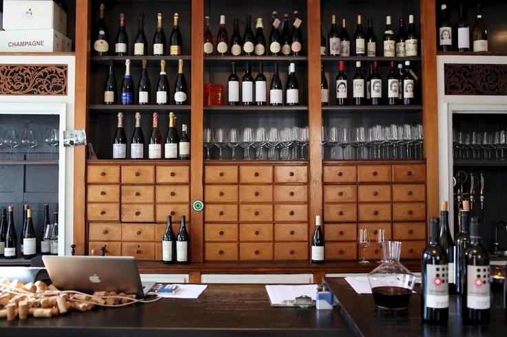 Ved Stranden 10 - østrigske vine