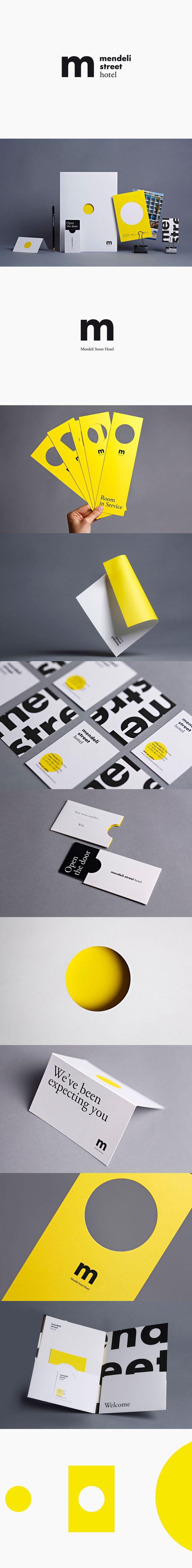 Mendeli Street Branding by Koniak