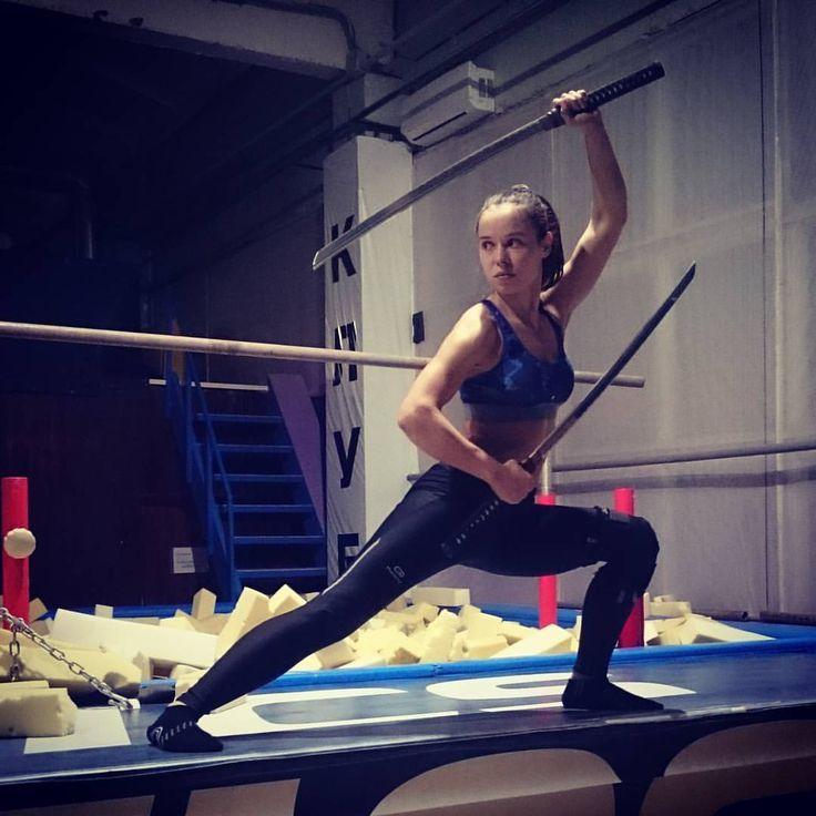 #katanas #double_swords #forms #weapon #extreme_martial_arts #xma #training #origym