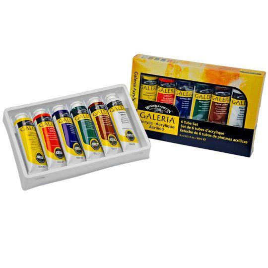 Winsor & Newton® Galeria® Acrylic Starter Set