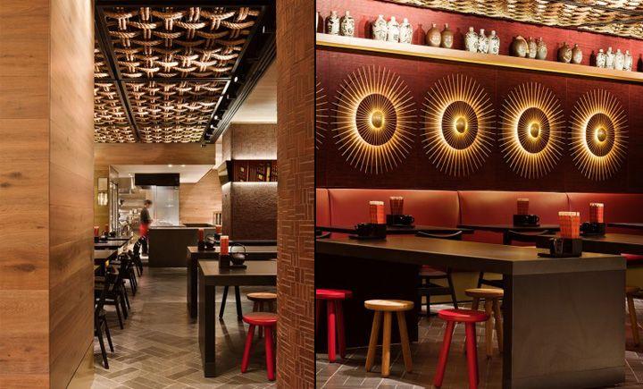 Gochi restaurant by MIM Design Melbourne 04 Gochi restaurant by MIM Design, Melbourne