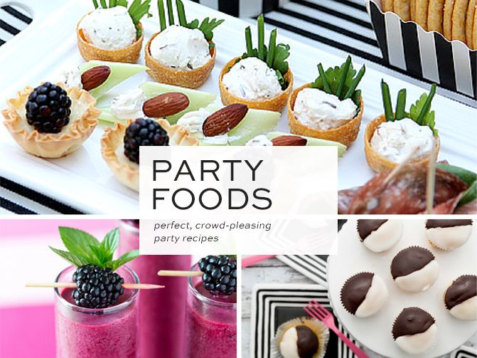 Pizzazzerie is an entertaining blog devoted to party food recipes, tablescape an…