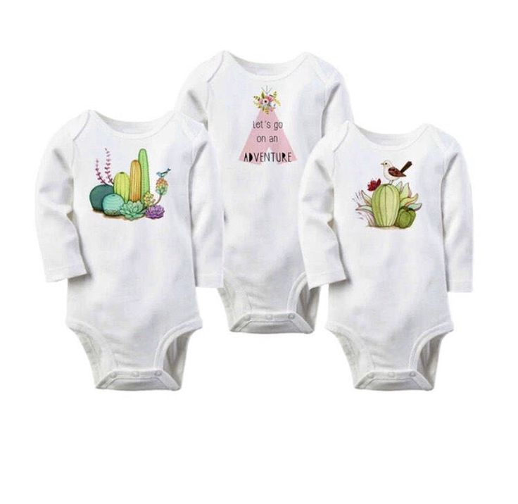 A personal favorite from my Etsy shop https://www.etsy.com/listing/532765052/nature-onsies