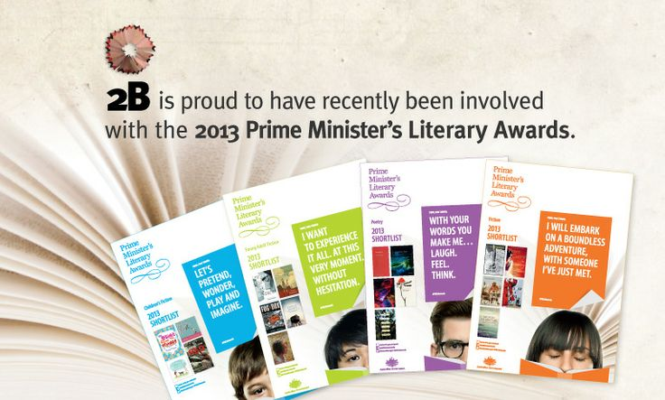 2013 Prime Minister's Literary Awards