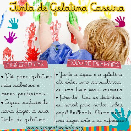 Pra Gente Miúda: 10 receitas fáceis para fazer com as crianças