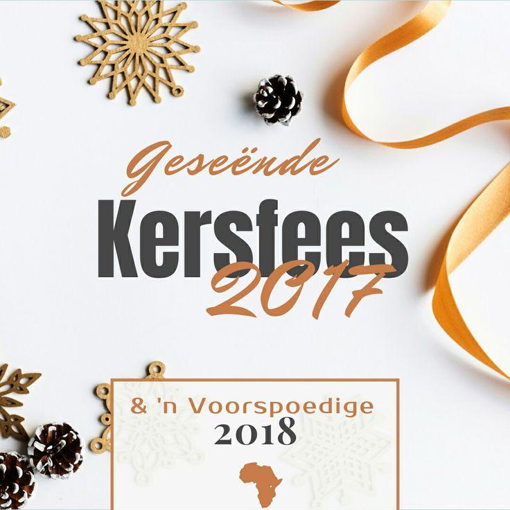 #kersfees #afrikaans