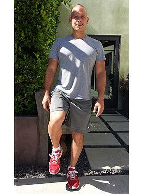 Harley Pasternak: 7 Exercises to Get the Perfect Butt| Celebrity Blog, Bodywatch, Beyonce Knowles, Harley Pasternak, Jennifer Lopez, Jessica Biel, Nicki Minaj