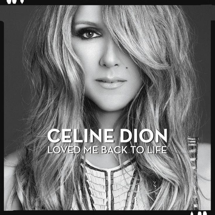 Celine Dion - Love Me Back to Life on Import Vinyl LP