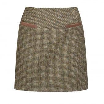 Dubarry Ladies Clover Tweed Skirt