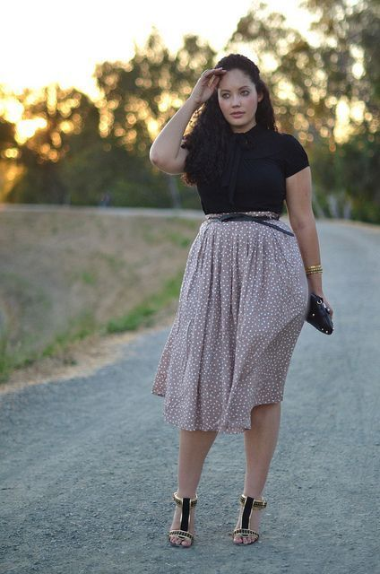 69 best plus size skirts and midi images on pinterest | summer