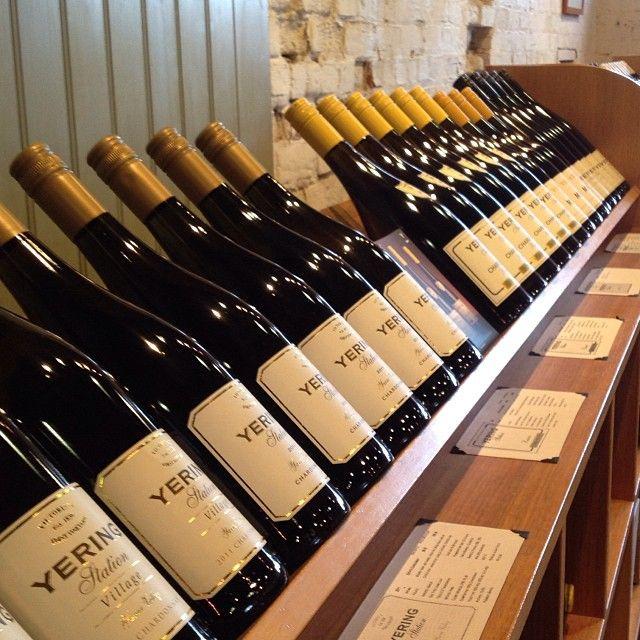 Yering Station 2011 Chardonnay. yarravalleylife.com at Yering Station Farmers Market. #yarravalley #wine #yarravalleylife