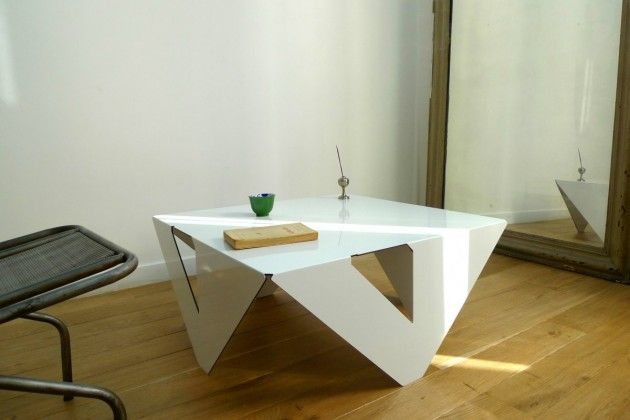 Table 4×4 by Jules Barrès and Pierre Guillou