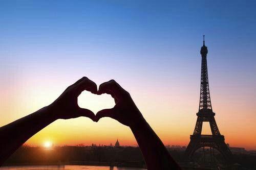 My favourite city, Parisian style