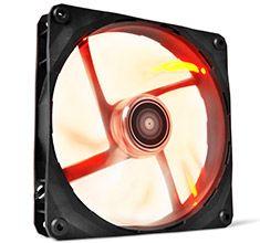 NZXT FZ 140mm Red LED Fan