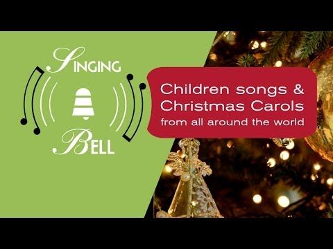 Pin by Singing Bell on Christmas Carols for Karaoke | Christmas carols for kids, Christian ...